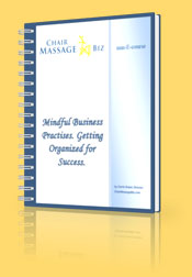 Get back to basics with your massage business
